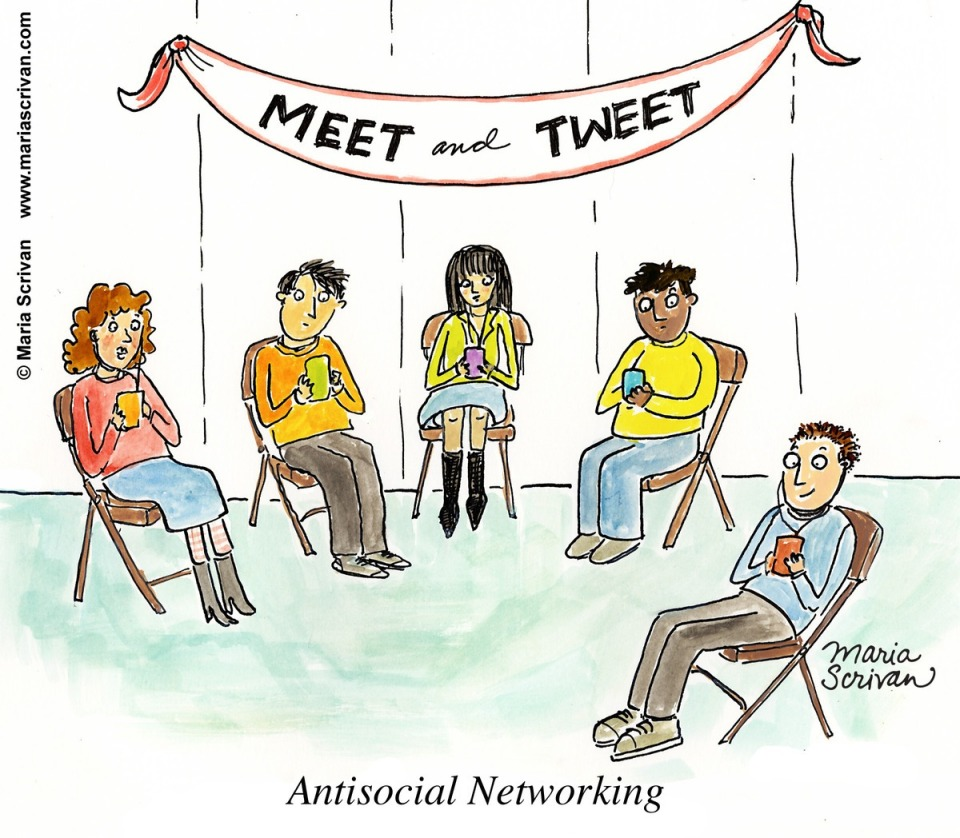Antisocial Networking