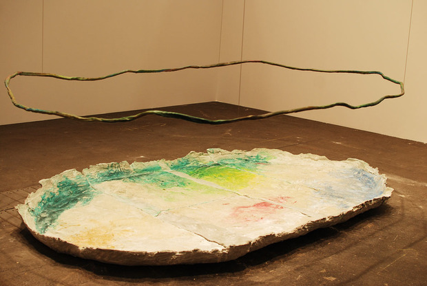 """Esther Kläs' """"0/6 (rumba)"""" (2013)"""