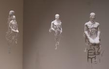 Jaume Plensa's Lilliput series (2012)